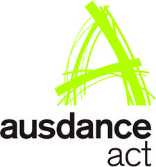 Ausdance ACT logo