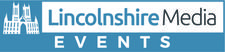 Lincolnshire Media Events logo