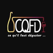 CQFD - Ce Qu'il Faut Déguster logo
