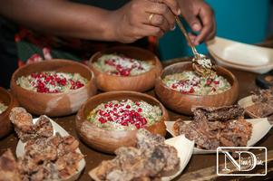 CHAM CHAM Sierra Leonean and Liberian Supper Club -...