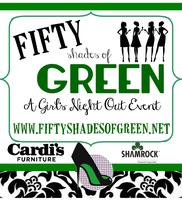Fifty Shades of Green-Girl's Night Out Event