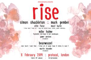 Stereophoenix Presents RISE with Elite Force, Meat...