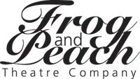 The Frog & Peach Theatre Company, Inc. logo