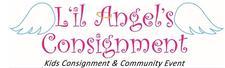 L'il Angel's Bensalem Kids Consignment logo