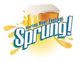Sprung! 2014 - Spring Beer Festival