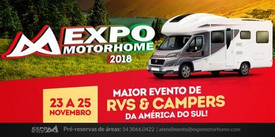 3º Expo Motor Home Show do Brasil - 2018