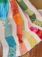 chevron quilt series