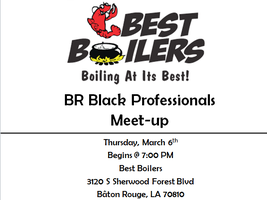 BR Black Professionals March Meet-Up