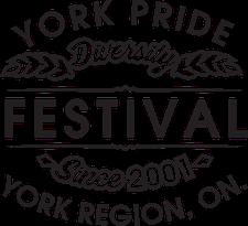 York Pride Fest logo