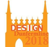 Design Dunfermline 2018 logo