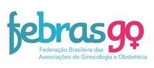 FEBRASGO - Federação Brasileira das Associações de Ginecologia e Obstetrícia logo