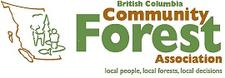 BC Community Forest Association logo