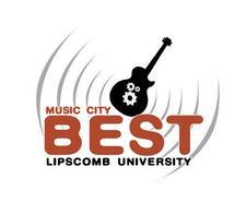 Music City BEST Robotics logo