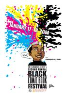 Black Comic Book Festival 2014 - Saturday Pass