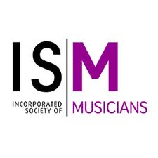 Incorporated Society of Musicians (ISM) logo