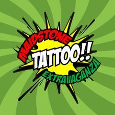 Maidstone Tattoo Extravaganza 2019  logo