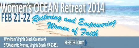 Women's OCEAN Retreat 2014