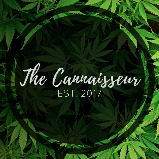 The Cannaisseur logo