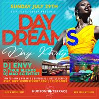 FREE DRINKS at Day Dreams Roof Top Day Party