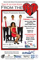 3rd Annual K is for Kids From the Heart Teen Fashion...