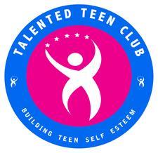 Talented Teen Club  logo