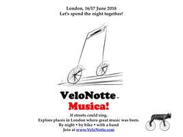 Velonotte Musica in London