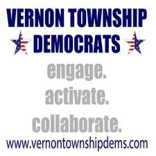 Vernon Township Democrats logo