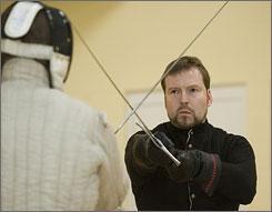 Christian Tobler: 2 Day German Martial Arts Seminar