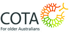 COTA ACT (Council on the Ageing ACT) logo