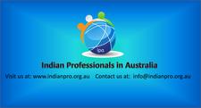 Indian Professionals in Australia, Inc logo