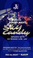 MLK Weekend | Sky Candy Party | Sunday | No Cover All...