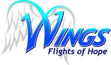 Wings Flights of Hope Inc. logo