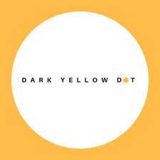 Dark Yellow Dot logo