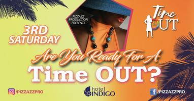 3rd Saturday Time OUT Sunset Dance Party by Pizzazz...