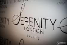 Serenity London Events  logo