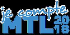 Je compte MTL 2018 logo