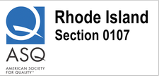American Society for Quality, Rhode Island Section logo