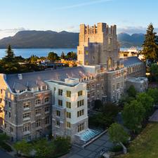Vancouver School of Economics logo