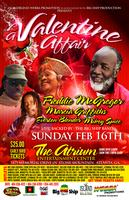 IT'S A VALENTINE LOVE AFFAIR ..WITH FREDDIE MCGREGOR**...