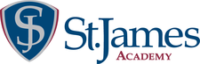 St. James Academy Admissions logo