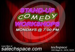 Techspace Comedy Workshop