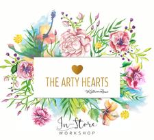 ARTY HEARTS VIP EVENTS logo