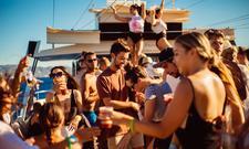 Pukka Up Tuesday Ibiza Boat Party logo