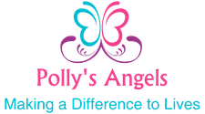 Polly's Angels Charity logo