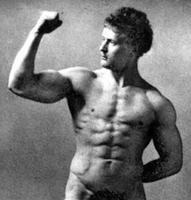 "Ladies Night - ""Victorian Strongmen"""