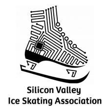 Silicon Valley Ice Skating Association logo