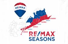 RE/MAX SEASONS  logo