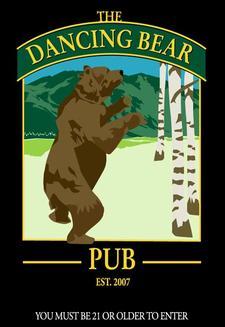 Dancing Bear Pub logo