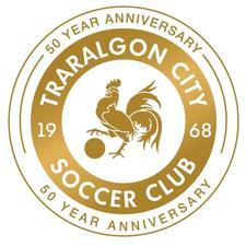 Traralgon City Soccer Club logo