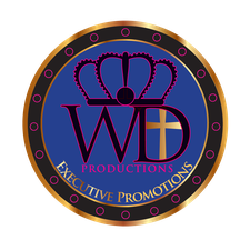 WD PROMOTIONS / PRODUCTIONS logo